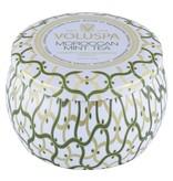 Voluspa Moroccan Mint Mini Decorative Tin