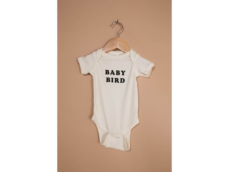 The Bee & The Fox Baby Bird Onesie