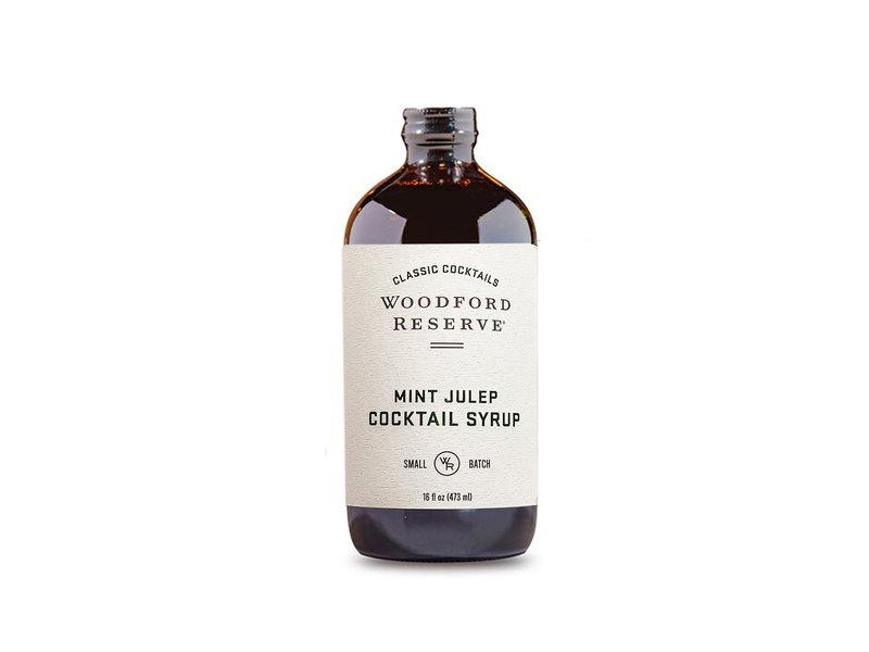Bourbon Barrel Foods Woodford Mint Julep Syrup 16oz