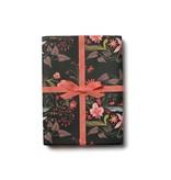 Red Cap Cards Pink Flamingos Gift Wrap