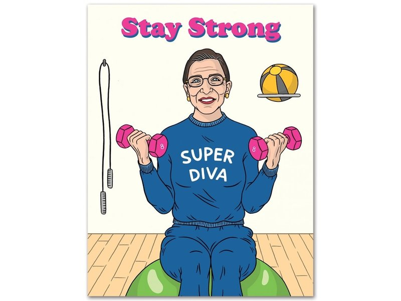 The Found RBG Stay Strong