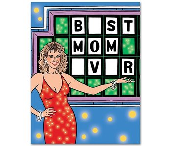 Wheel of Fortune Best Mom