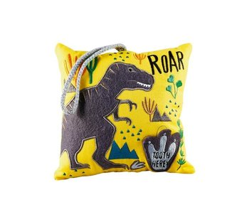 Dinosaur Toothfairy Cushion