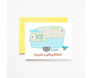 Trailer Hitched