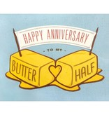 Good Paper Butter Half Anniversary