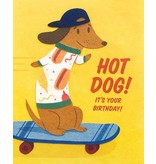 Good Paper Hot Dog Birthday