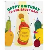 Good Paper Saucy Gal Birthday