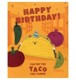 Good Paper Taco The Town Birthday
