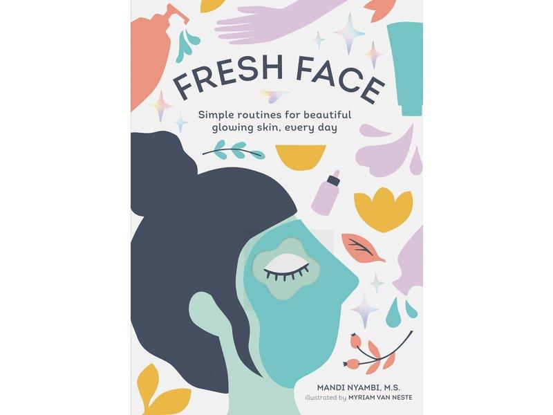 Chronicle Books Fresh Face Book