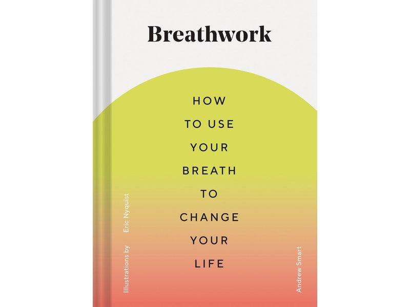 Chronicle Books Breathwork Book