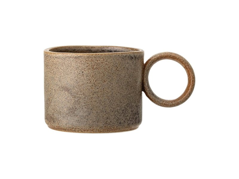 Bloomingville Stoneware Matte Brown Mug