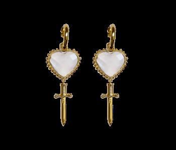 Juliet Crystal Earrings