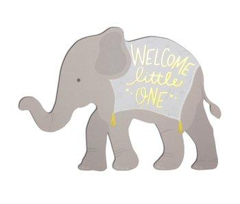 Baby Elephant Die Cut