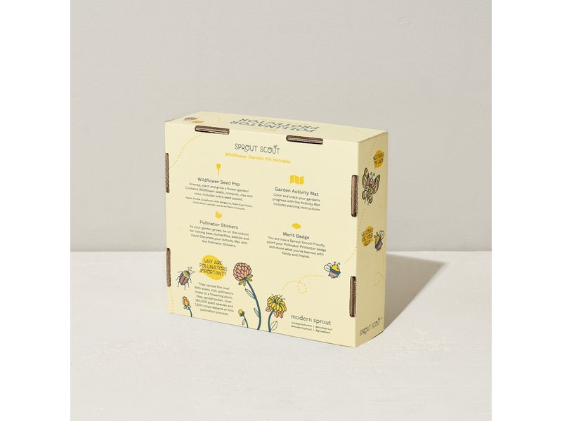 Modern Sprout Pollinator Protector Activity Kit