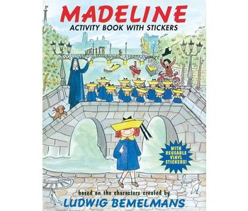 Madeline: Activity Book