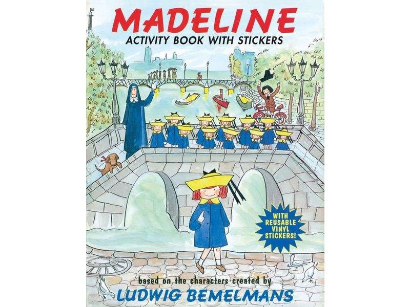 Random House Madeline: Activity Book