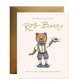 Good JuJu Ink Ring Bearer Bear