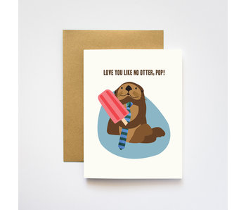 Otter Pop Father's Day