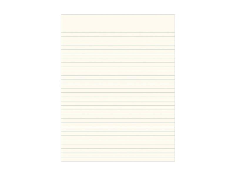 Ruff House Print Shop Teacher Influence Journal: Lined Notebook