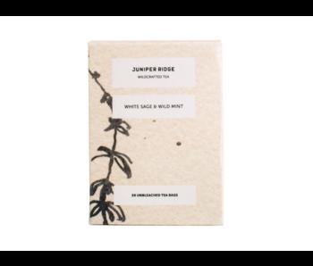 Botanical Tea - White Sage & Wild Mint