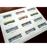 """cape horn Illustrations Rolling Stock of the Chicago """"L"""""""