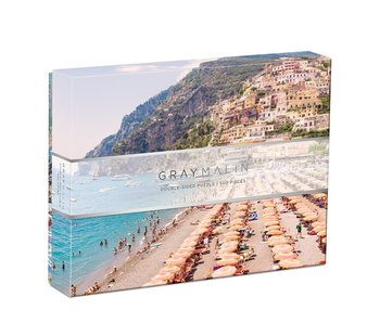 Gray Malin Italy 2-Sided 500 Piece Puzzle