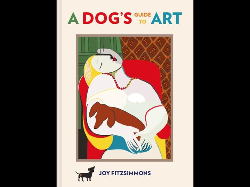 Random House Dog's Guide To Art