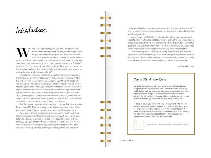 Random House The Home Edit Workbook