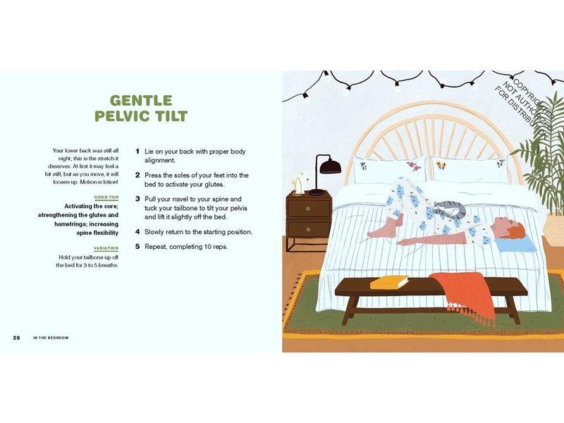 Chronicle Books Pajama Pilates