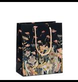 Red Cap Cards Floral Flamingo Gift Bag