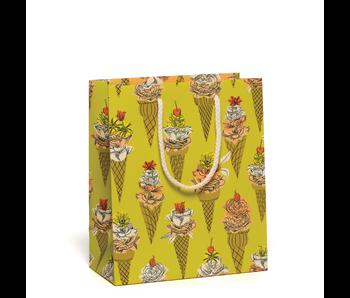 Flower Cones Gift Bag
