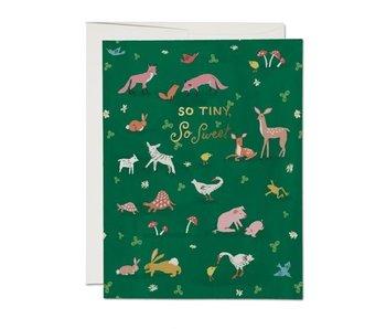 Tiny Animals Foil