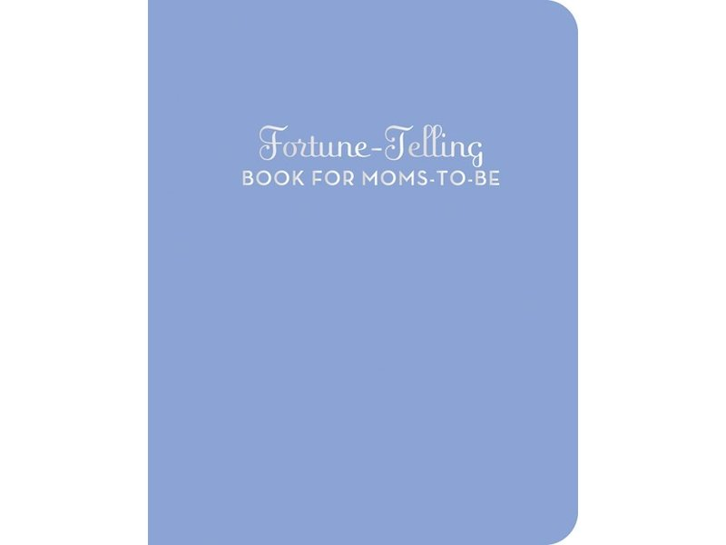 Chronicle Books Fortune Telling Book For Moms To Be