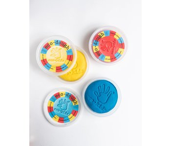 Eco-Play Dough 3 Pack