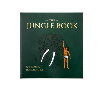 Jungle Book Leather Heirloom Book Collection