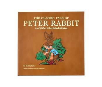 Peter Rabbit Leather Heirloom Book Collection