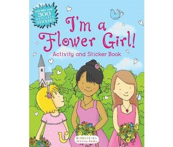 I'm A Flower Girl! Activity Book