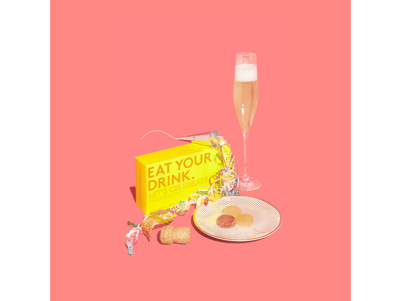 Smith & Sinclair Let's Celebrate: Eat Your Drink