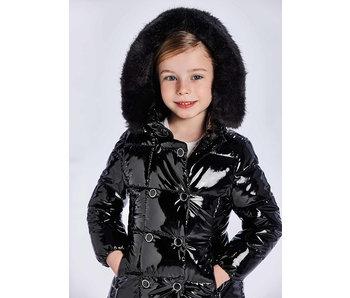 Puffer Black Coat
