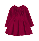 Mayoral Red Knit Dress