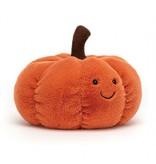 JellyCat Inc Squishy Squash Orange