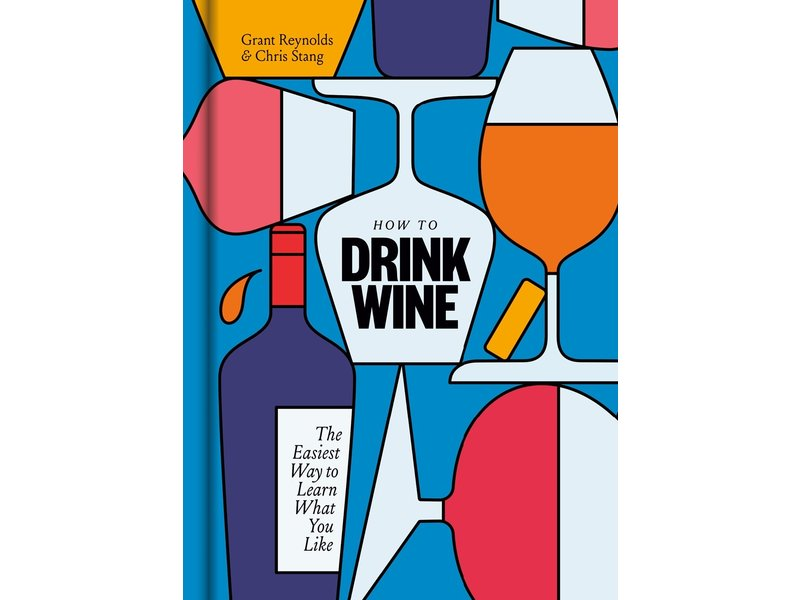 Random House How To Drink Wine