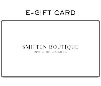 Smitten Boutique E-Gift Card