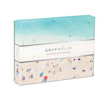 Gray Malin The Hawaii Beach 2-Sided 500 Piece Puzzle