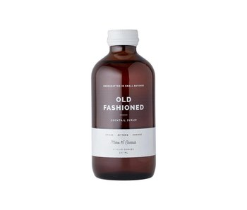 Craft Old Fashioned Cocktail Syrup 8oz