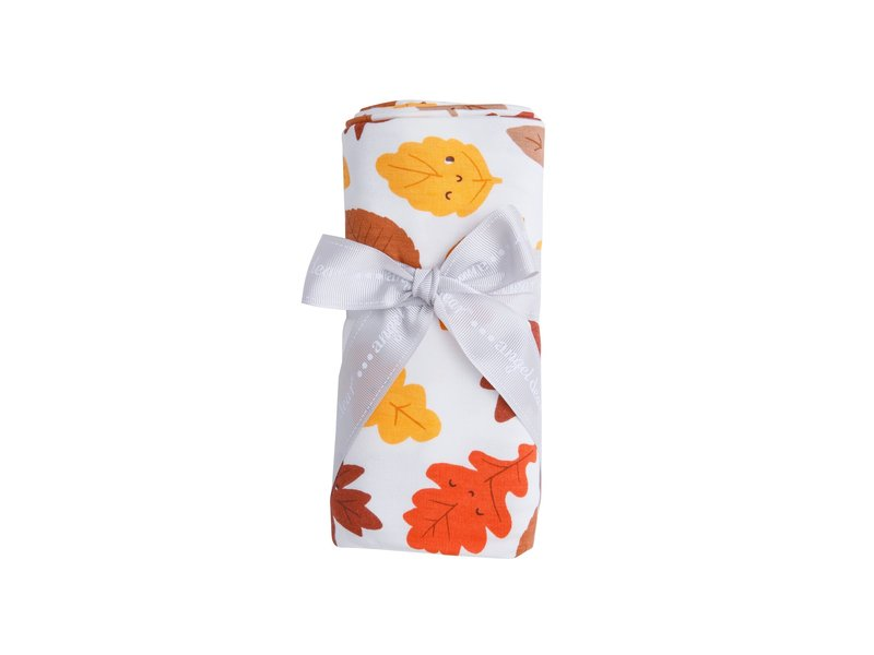Angel Dear Fall Leaves Swaddle Blanket