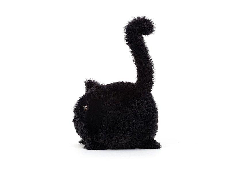 JellyCat Inc Kitten Caboodle Black
