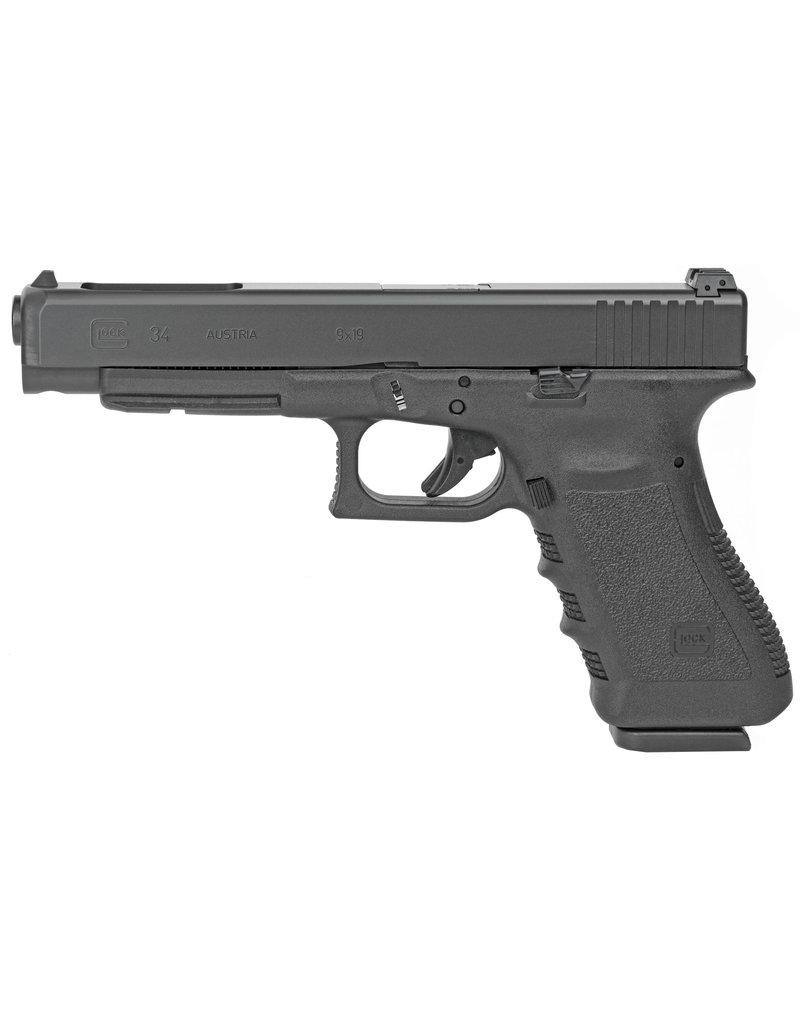 """Glock GLOCK 34 GEN3 9MM 5.3"""" PISTOL"""
