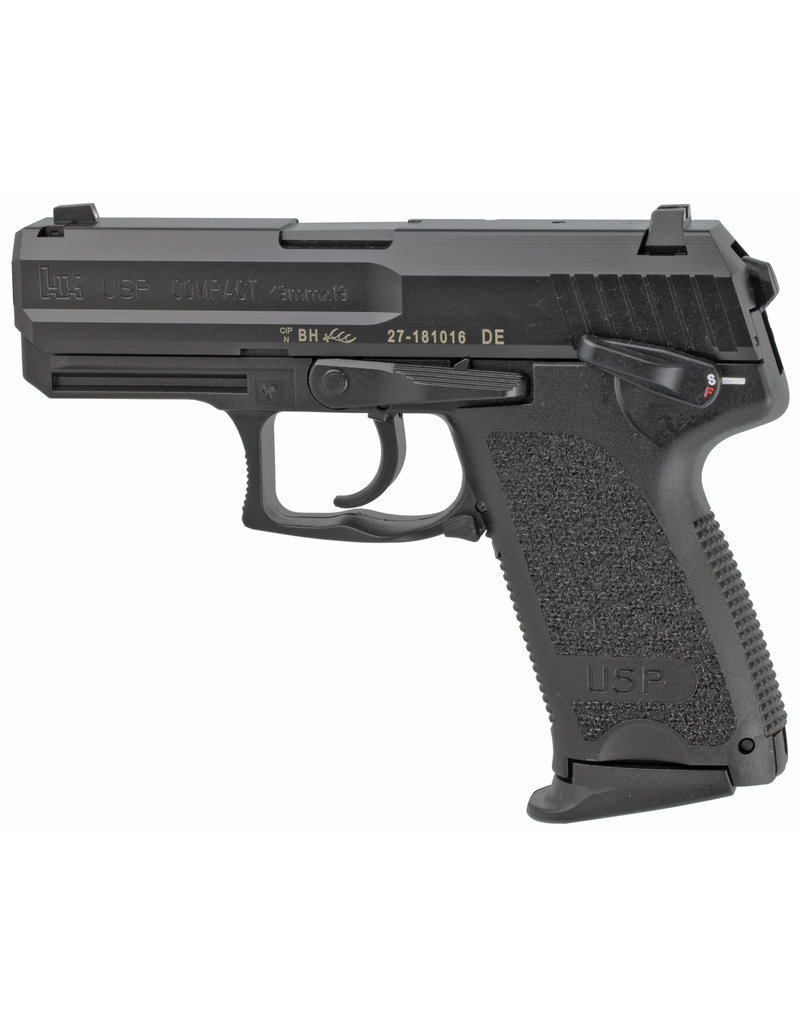 HECKLER & KOCH INC HK USP COMPACT 9MM