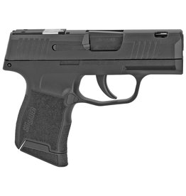 SIG SAUER SIG SAUER P365 SAS 9MM STRIKER FIRE LE ONLY 365-9-SAS-C